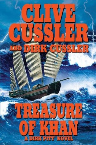 Treasure of Khan(Dirk Pitt 19)