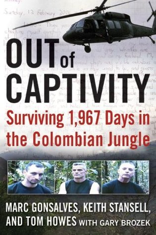 Out of Captivity by Marc Gonsalves
