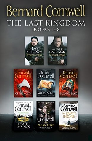 The Last Kingdom Books 1–8 by Bernard Cornwell