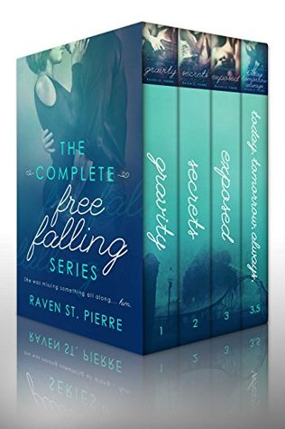 The Complete Free Falling Series: AM/BW Interracial Romance Boxed Set