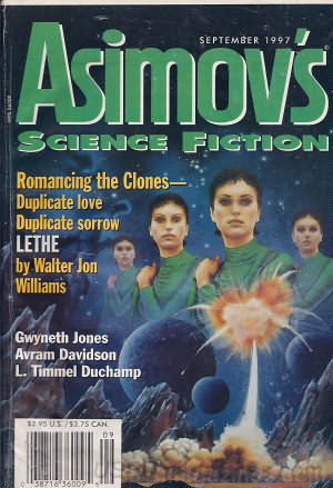 Asimov's Science Fiction, September 1997 (Asimov's Science Fiction, #261)