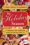 7-Day Menu Planner: The Holiday Season: 7 Weeks of Meals (UDig)