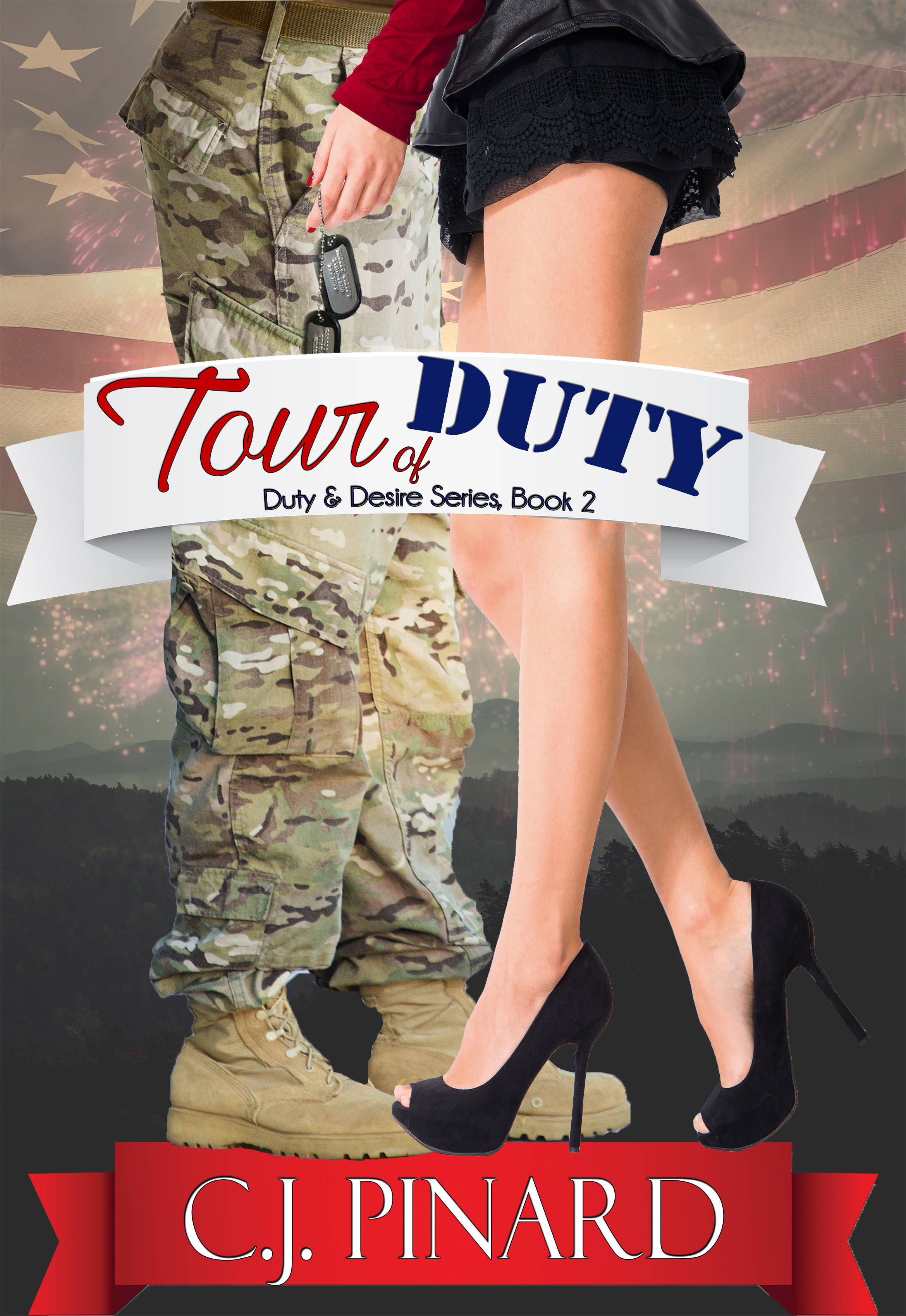 Tour of Duty (Duty & Desire, #2)