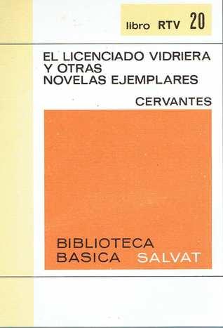 Libro RTV 20. El Licenciado Vidriera y otras novelas ejemplares