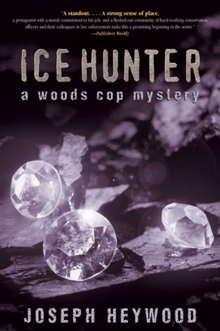 Ice Hunter (Woods Cop, #1)