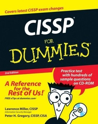CISSP For Dummies (For Dummies