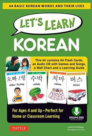 Let's Learn Korean Ebook: 64 Basic Korean Words and Their Uses