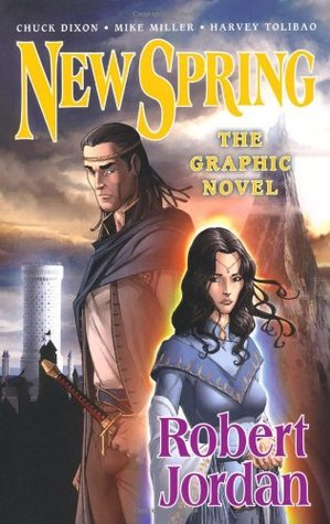 New Spring: The Graphic Novel: The Graphic Novel