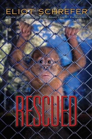 Rescued (Ape Quartet #3)
