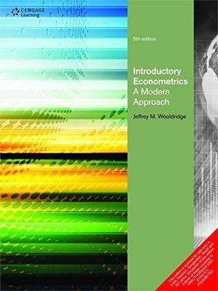 WOOLDRIDGE 5e Introductory Econometrics: A Modern Approach