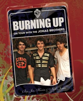 Burning Up by Kevin Jonas