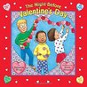 The Night Before Valentine's Day (Reading Railroad Books)