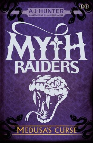 Medusas Curse (Myth Raiders, #1)