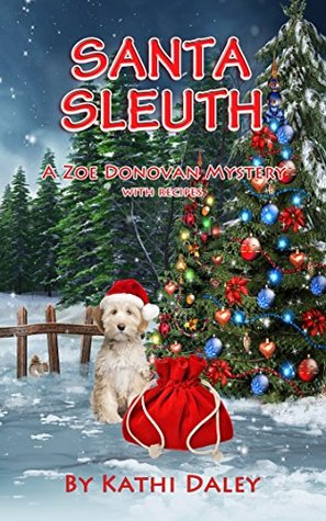 Santa Sleuth (Zoe Donovan Mystery #18)