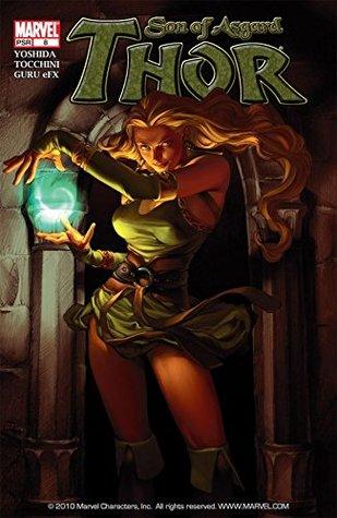 Thor: Son of Asgard #8