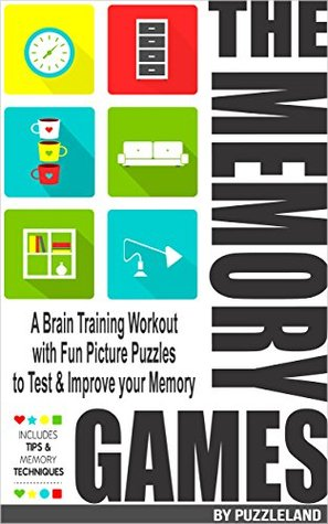 Memory: THE MEMORY GAMES: A Brain Training Workout with Fun