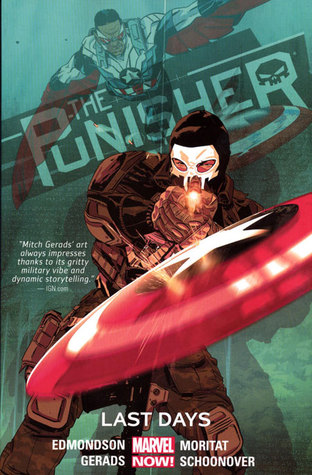 The Punisher, Volume 3 by Nathan Edmondson