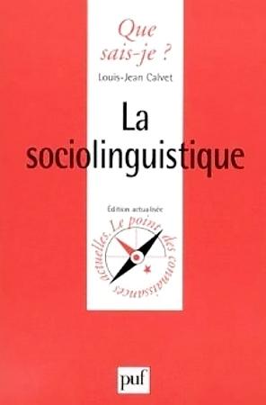 LA SOCIOLINGUISTIQUE CALVET PDF DOWNLOAD