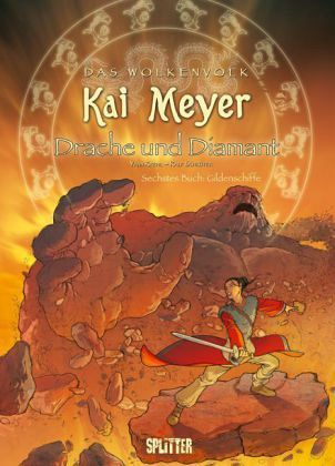 Drache und Diamant - Pangu (Das Wolkenvolk Graphic Novels, #6)