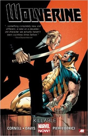 Wolverine, Volume 2: Killable