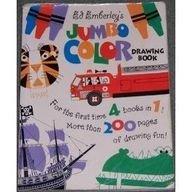 Ed Emberley's Jumbo Color Drawing Book