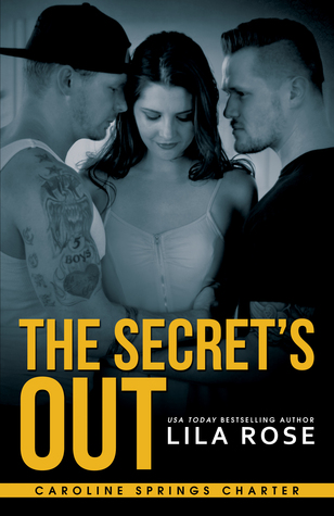 The Secret's Out (Hawks MC Caroline Springs Charter, #1)