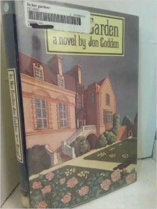 in-her-garden