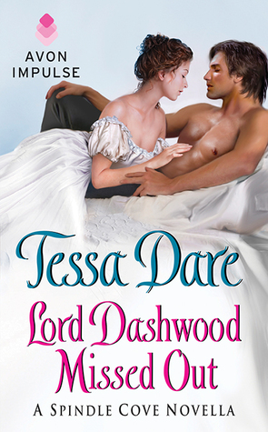 Lord Dashwood Missed Out (Spindle Cove, #4.5)