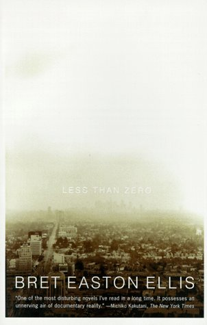 LESS THAN ZERO BRET EASTON ELLIS EPUB DOWNLOAD
