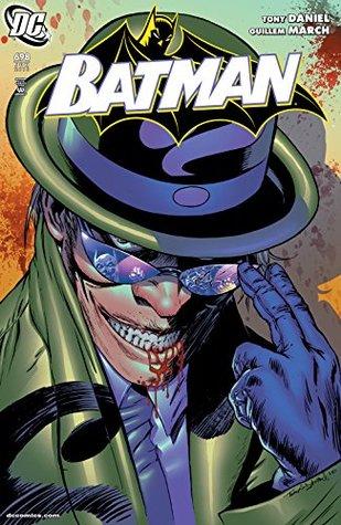 Batman (1940-) #698