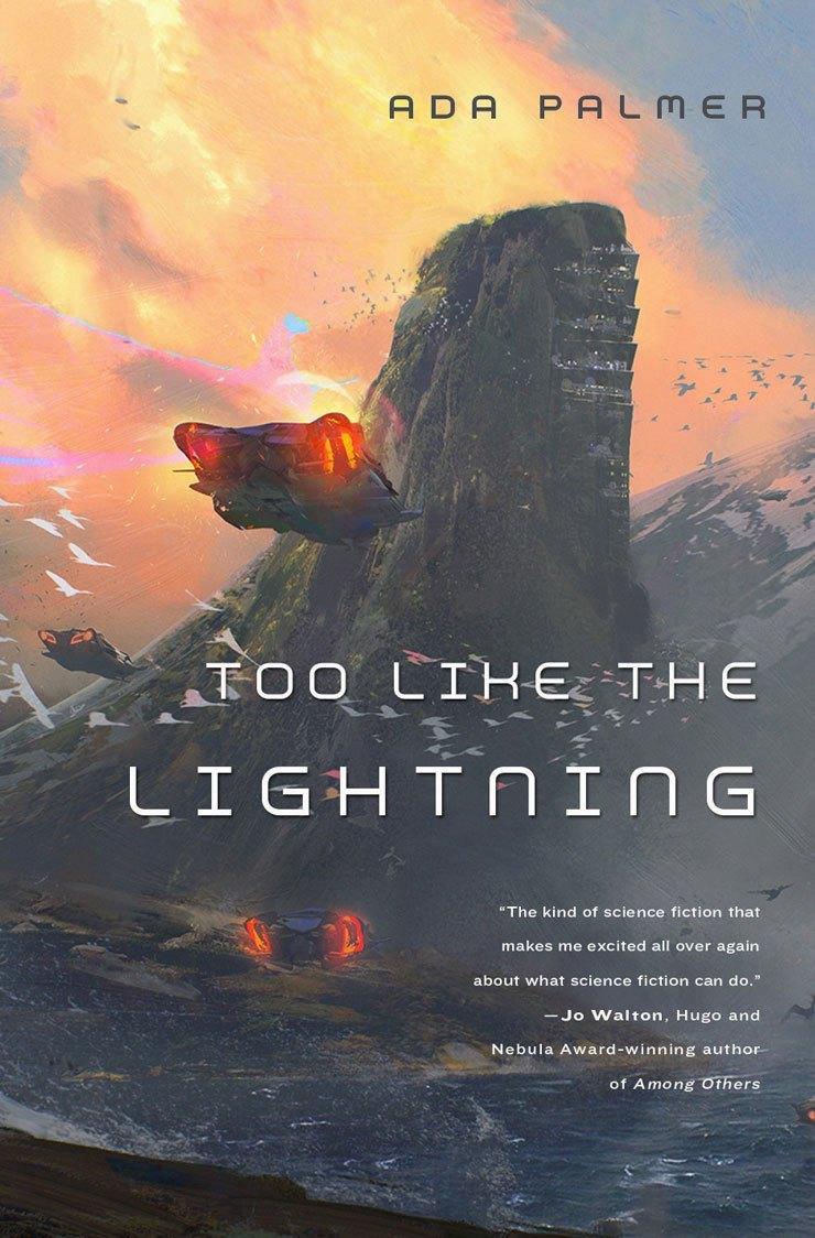 Too Like the Lightning (Terra Ignota, #1)