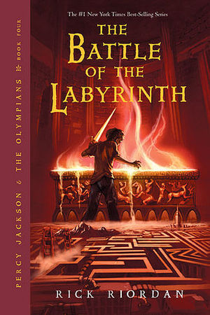 Book Review: Rick Riordan's The Battle of the Labyrinth