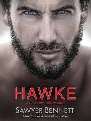 Hawke (Cold Fury Hockey, #5)