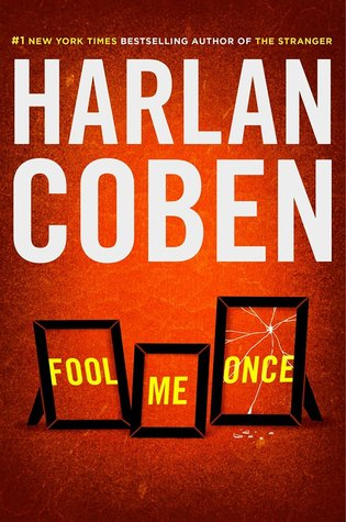Image result for harlan coben fool me once
