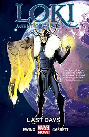 Loki: Agent of Asgard, Vol. 3: Last Days