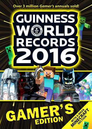 Guinness World Records 2016 Gamer's Edition