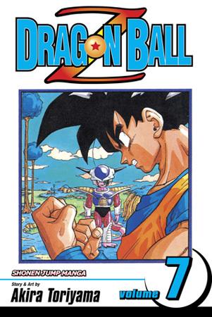 Dragon Ball Z, Vol. 7: The Ginyu Force (Dragon Ball Z, #7)