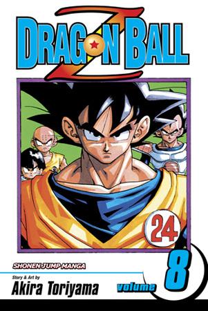 Dragon Ball Z, Vol. 8: Goku vs. Ginyu (Dragon Ball Z, #8)