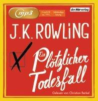 Ein plötzlicher todesfall by J.K. Rowling