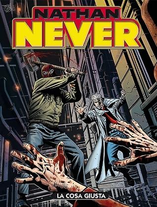 Nathan Never n. 280: Il demone intermittente
