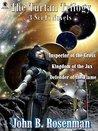 The Turtan Trilogy: 3 Full-length Sci-Fi Romance Novels Box Set