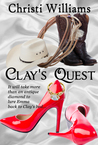 Clay's Quest (Hawk Point, #3)