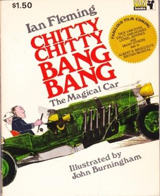 Chitty Chitty Bang Bang: The Magical Car FB2 PDF por Ian Fleming