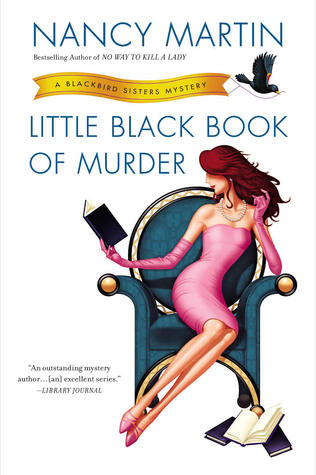 Little Black Book of Murder (Blackbird Sisters Mystery, #9)