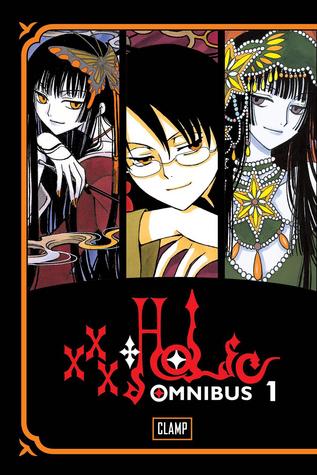 XXXHolic, Omnibus 1 by CLAMP