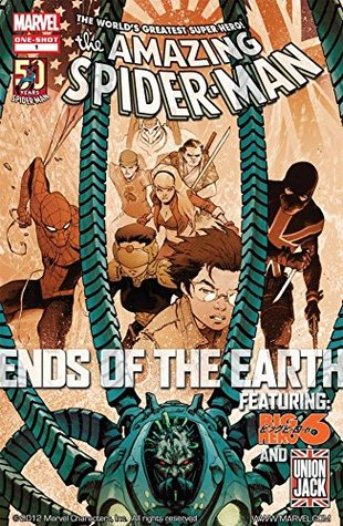 The Amazing Spider-Man: Ends of the Earth #1 (2012)
