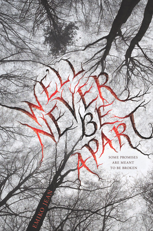 Image result for we'll never be apart book cover