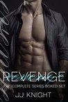 Revenge: The Complete Series (Erotic Rock Star Suspense Romance)