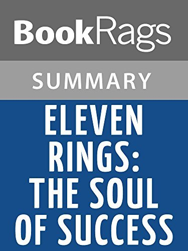 Eleven Rings: The Soul of Success by Phil Jackson l Summary & Study Guide