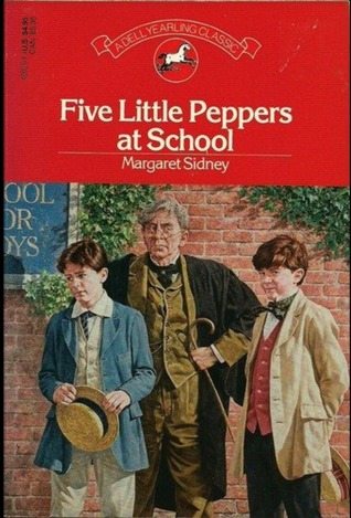 Works of Margaret Sidney: Five Little Peppers, Caryl's Plum and poetry